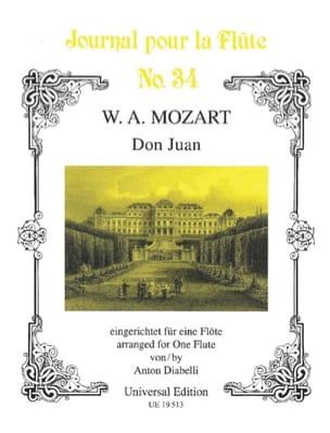 Don Juan - Flöte Solo laflutedepan