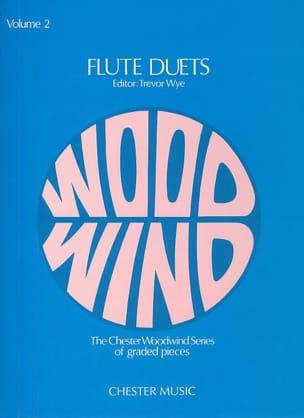 Flute Duets - Volume 2 Trevor Wye Partition laflutedepan