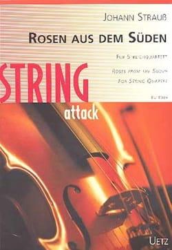 Roses du Sud, op. 388 - Quatuor à cordes laflutedepan