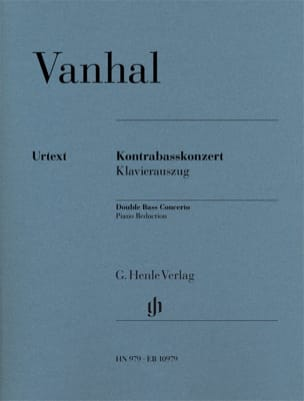 Concerto pour contrebasse - Contrebasse et piano laflutedepan