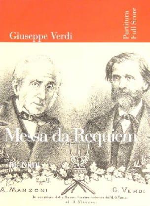 Messa di Requiem - Partitur - VERDI - Partition - laflutedepan.com