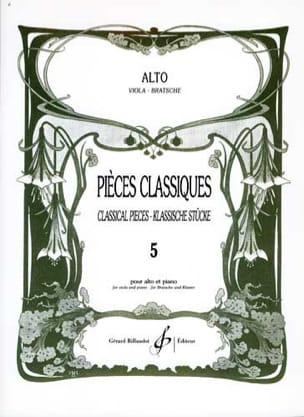 Pièces Classiques Volume 5 Frédéric Lainé Partition laflutedepan