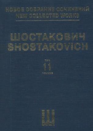 Symphonie n° 11, opus 103 - Dmitri Chostakovitch - laflutedepan.com