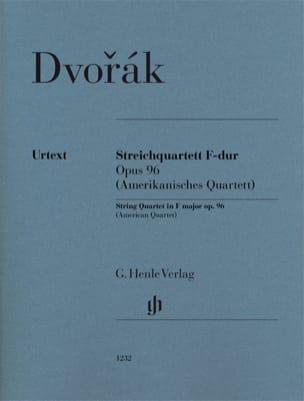 Quatuor à cordes, op. 96 Américain - Parties séparées laflutedepan
