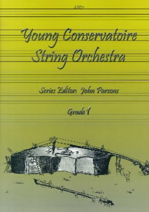 Young Conservatory String Orchestra vol 1 - laflutedepan.com