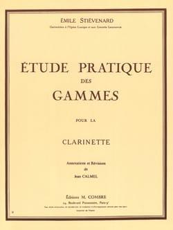 Etudes pratique des gammes - Emile Stiévenard - laflutedepan.com