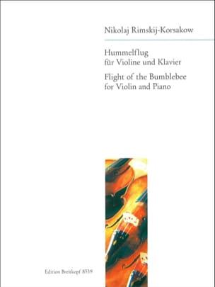 Hummelflug RIMSKY-KORSAKOV Partition Violon - laflutedepan