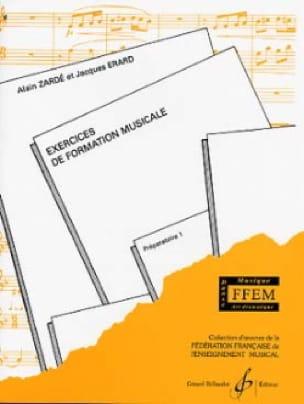 Exercices de FM - Préparatoire 1 - laflutedepan.com