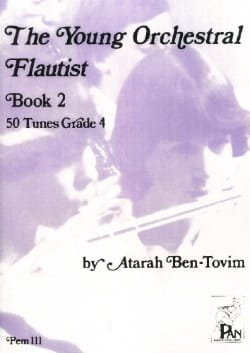 The young orchestral flautist - Volume 2 Atarah Ben-Tovim laflutedepan
