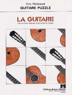 Guitare Puzzle Eric Pénicaud Partition Guitare - laflutedepan