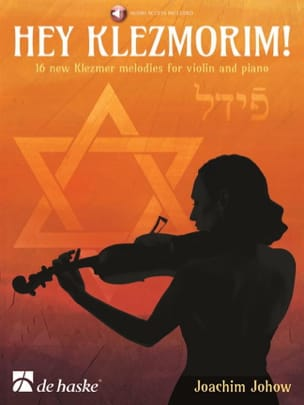 Joachim Johow - Hey Klezmorim! - Violin and Piano - Partition - di-arezzo.co.uk