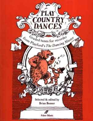 Play country dances - Recorder Partition Flûte à bec - laflutedepan