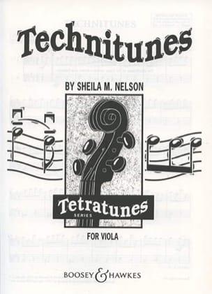 Technitunes - 2 Altos Sheila M. Nelson Partition Alto - laflutedepan
