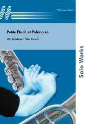 Petite étude et Polonaise -Clarinette - DANCLA - laflutedepan.com