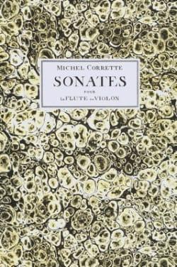 6 Sonates pour la flûte ou violon avec la basse op. 13 laflutedepan