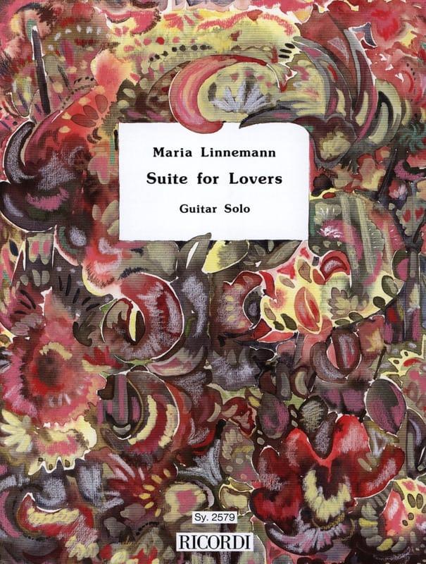 Suite For Lovers - Maria Linnemann - Partition - laflutedepan.com
