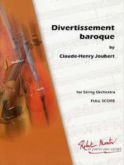 Divertissement Baroque - Orchestre A Cordes laflutedepan