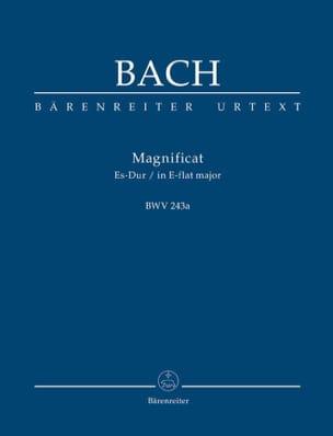Magnificat Es-Dur BWV 243a - Partitur BACH Partition laflutedepan