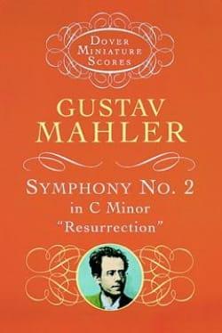 Symphony n° 2 in C minor Resurrection - MAHLER - laflutedepan.com