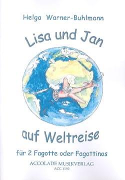Lisa und Jan auf Weltreise Helga Warner-Buhlmann laflutedepan