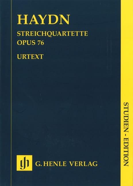 Quatuors à cordes volume X op. 76 Quatuors Erdödy - laflutedepan.com