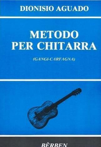 Metodo per chitarra (Rev. Gangi/Carfagna) - laflutedepan.com