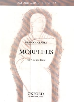 Morpheus Rebecca Clarke Partition Alto - laflutedepan