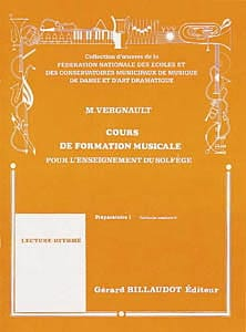 Cours de Formation Musicale - Préparatoire 1 laflutedepan