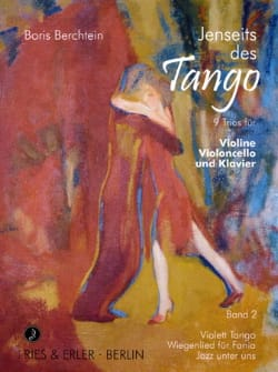 Jenseits des Tango Volume 2 - Boris Berchtein - laflutedepan.com