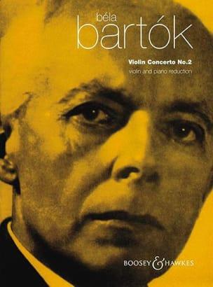 BARTOK - Concierto para violín No. 2 - Partition - di-arezzo.es