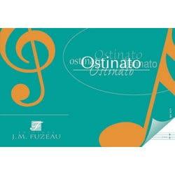 Cahier Ostinato - Partition - laflutedepan.com