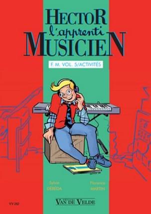 Hector, L'apprenti Musicien - Volume 5 laflutedepan