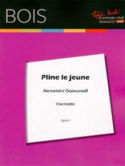 Pline le jeune - Clarinette seule Alexandre Ouzounoff laflutedepan