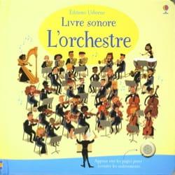 l'Orchestre - Livre Sonore Livre laflutedepan