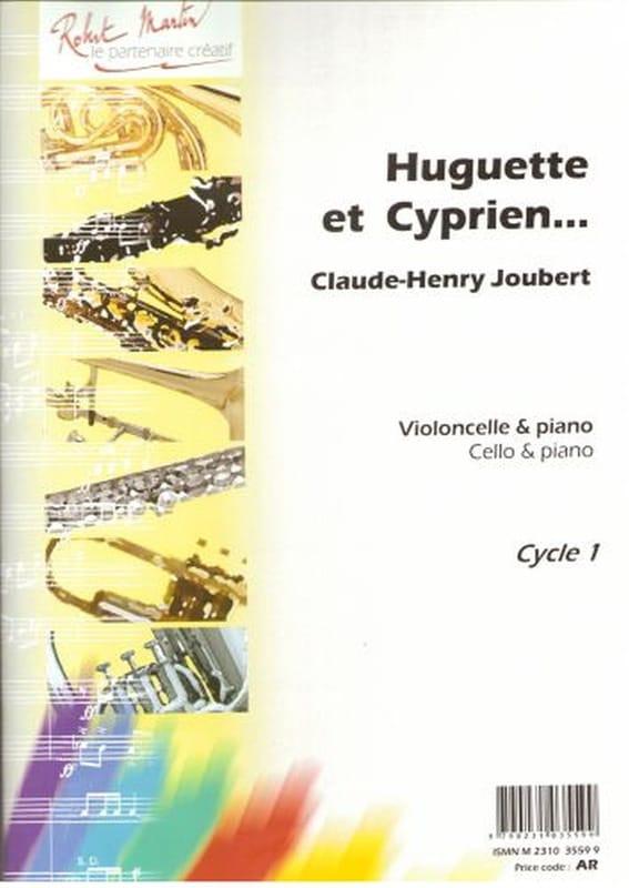 Huguette et Cyprien.... - Claude-Henry Joubert - laflutedepan.com