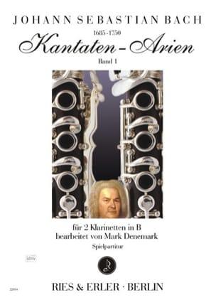 BACH - Kantaten Arien Band 1 - Partition - di-arezzo.de
