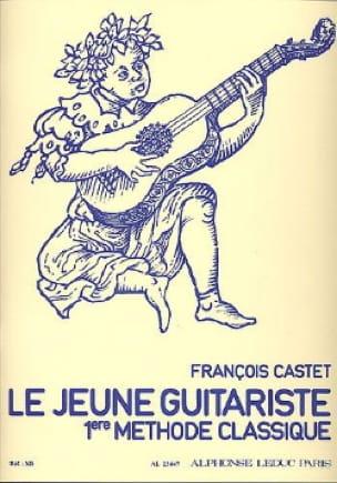 Le jeune guitariste - François Castet - Partition - laflutedepan.com