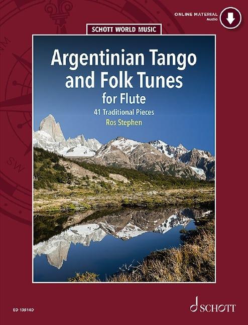 Argentinian Tango and Folk Tunes for Flute - laflutedepan.com