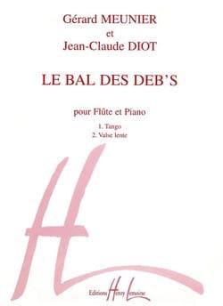 Bal des déb's Meunier Gérard / Diot Jean-Claude laflutedepan