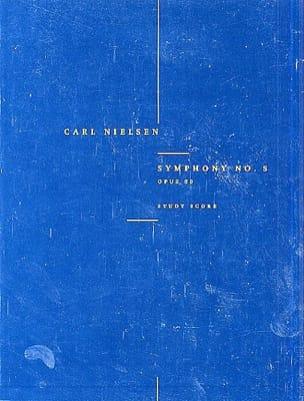 Symphonie N° 5 Opus 50 NIELSEN Partition Petit format - laflutedepan