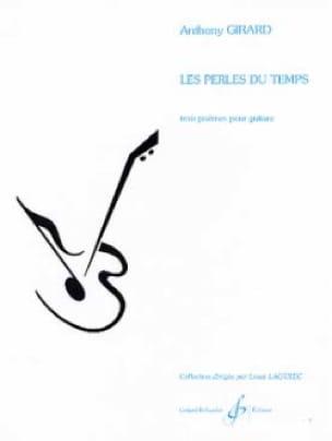 Les perles du temps - Anthony Girard - Partition - laflutedepan.com