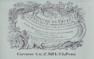 Recueil de Pièces Volume 1 - Michel Blavet - laflutedepan.com