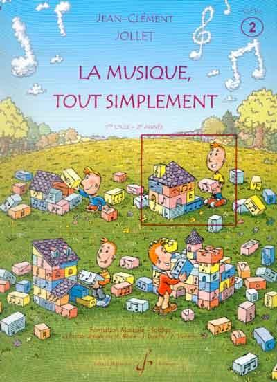 La Musique Tout Simplement - Volume 2 - laflutedepan.com