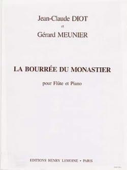 La bourrée du Monastier Diot Jean-Claude / Meunier Gérard laflutedepan