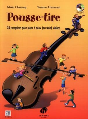 Pousse-Tire - Violons Chastang Marie / Hammani Yasmine laflutedepan