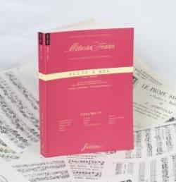 Méthodes et Traités - Volume 4 - Flûte à bec Partition laflutedepan