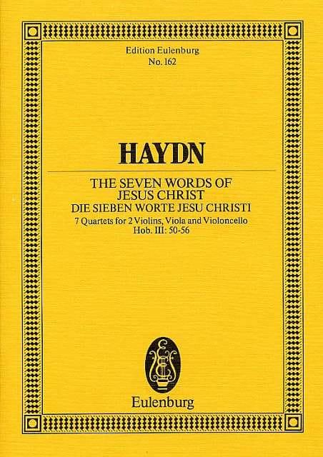 Streich-Quartette op. 51 Hob. III:50-56 - HAYDN - laflutedepan.com