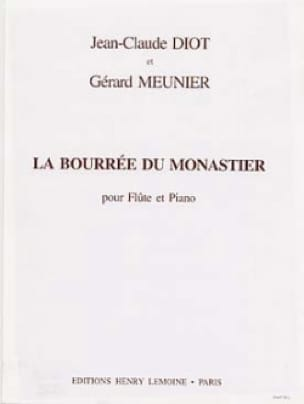 La bourrée du Monastier - laflutedepan.com