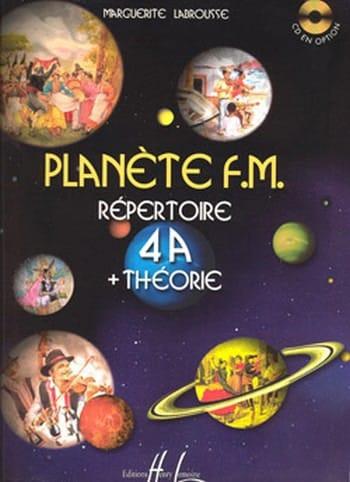 Planète FM 4A - Répertoire + Théorie - laflutedepan.com