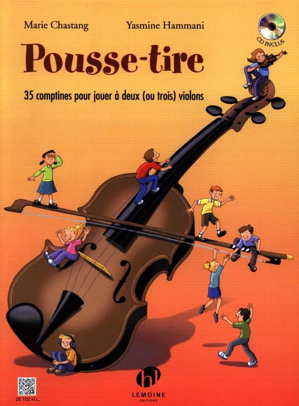 Pousse-Tire - Violons - laflutedepan.com